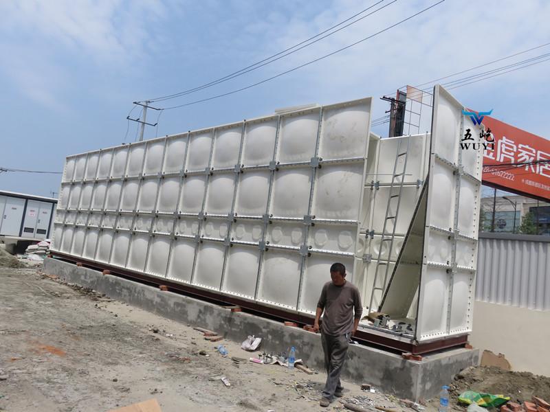成都98吨玻璃钢同乐城国际