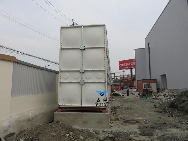 98吨玻璃钢同乐城国际