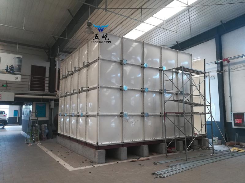 鄂尔多斯市120吨玻璃钢同乐城国际