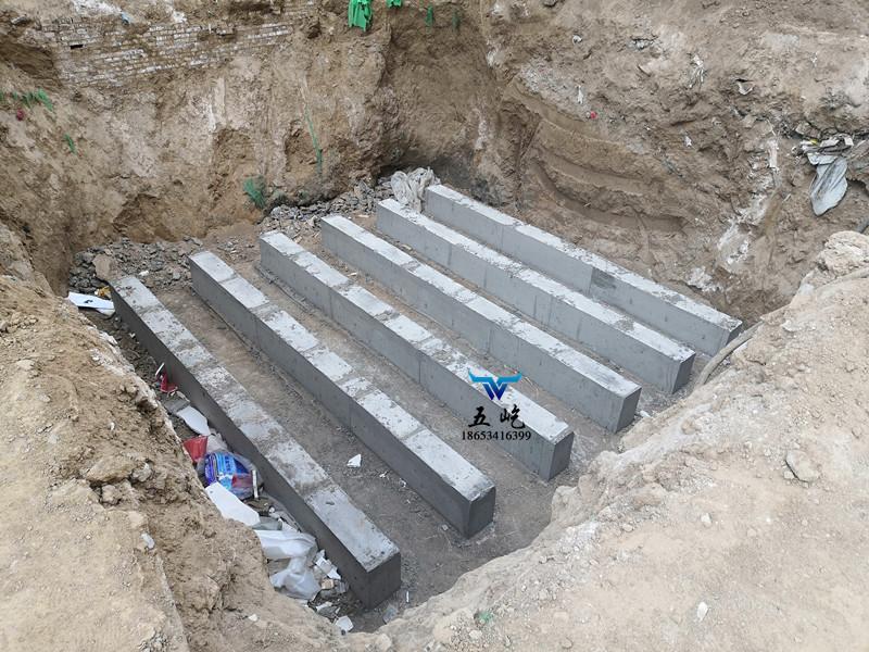 消防地埋同乐城国际施工现场