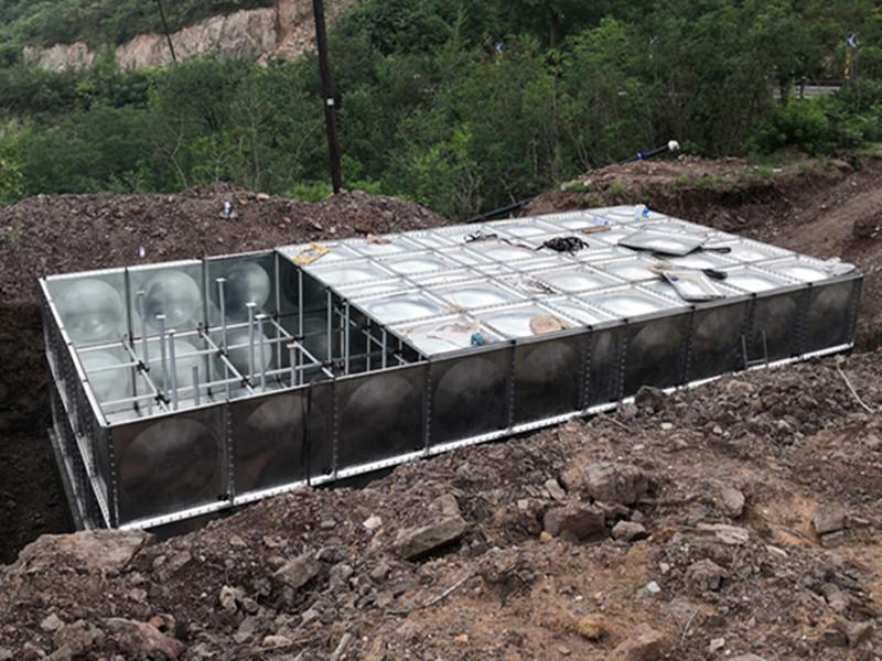 地埋式镀锌钢板br88冠亚官网